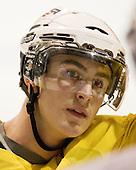 Chris Kreider (USA - 20) - Team USA practiced at the Agriplace rink on Monday, December 28, 2009, in Saskatoon, Saskatchewan, during the 2010 World Juniors tournament.