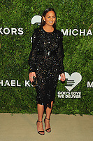 NEW YORK, NY - OCTOBER 17: Chrissy Teigen at the God's Love We Deliver Golden Heart Awards on October 17, 2016 in New York City. Credit: John Palmer/MediaPunch