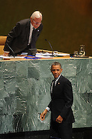 President Barack Obama , 67th UN, at the United Nations