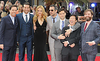 "MAY 22 The European Premiere of ""The Hangover Part 3"""