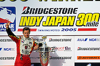 2005 IndyCar o Japan