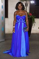 Viola Davis at the 2017 EE British Academy Film Awards (BAFTA) After-Party held at the Grosvenor House Hotel, London, UK. <br /> 12 February  2017<br /> Picture: Steve Vas/Featureflash/SilverHub 0208 004 5359 sales@silverhubmedia.com