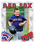 29 May 2010: Portrait and Team Photos of the Burlington American Little League Red Sox Minors at Calahan Park in Burlington, Vermont. Mandatory Credit: Ed Wolfstein Photo