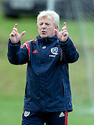 17.11.2014 Scotland training