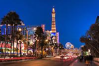 Bally's & Paris, Las Vegas, Nevada Hospitality