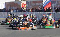 Go-Cart Racing, Daytona, December 2009