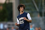 30 August 2013: Monmouth's Bryant Avalos. The University of North Carolina Tar Heels hosted the Monmouth University Hawks at Fetzer Field in Chapel Hill, NC in a 2013 NCAA Division I Men's Soccer match. UNC won the game 1-0 in two overtimes.