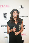 Rosario Dawson -Arrivals - Boy Meets Girl Forever Young Fashion Show Held at Style 360, NY  9/12/12