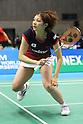 Reiko Shiota (JPN), September 21, 2011 - Badminton : YONEX Open Japan 2011, Mixed Doubles at Tokyo Metropolitan Gymnasium, Tokyo, Japan. (Photo by Daiju Kitamura/AFLO SPORT) [1045]