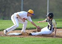 Varsity Baseball vs. Mt. Vernon 4-29-13