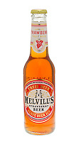 Bottle of Melvilles Strawberry Beer - March 2012