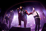Hollywood Undead @ Saint Andrews Hall, Detroit MI 1/16/13