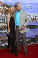 BEVERLY HILLS, CA - JULY 27: Lily Anne Harrison, Gregory Harrison at the Hallmark Channel and Hallmark Movies and Mysteries Summer 2016 TCA press tour event on July 27, 2016 in Beverly Hills, California. Credit: David Edwards/MediaPunch