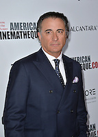 BEVERLY HILLS, CA. October 14, 2016: Andy Garcia at the 30th Annual American Cinematheque Award gala honoring Ridley Scott &amp; Sue Kroll at The Beverly Hilton Hotel, Beverly Hills.<br /> Picture: Paul Smith/Featureflash/SilverHub 0208 004 5359/ 07711 972644 Editors@silverhubmedia.com