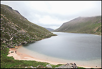 BNPS.co.uk (01202 558833)<br /> Pic: WildGuideScotland/BNPS<br /> <br /> Loch Avon in the Cairngorm mountains.<br /> <br /> Scotland's stunning unspoiled scenery is being shown in a whole new light in a book that reveals the hidden gems off the beaten track north of the border.<br /> <br /> Three young photographers travelled the width and breadth of Scotland and snapped 750 picturesque places which include shimmering lochs, ancient forests, lost ruins, hidden beaches, secret islands, dramatic cliffs, tiny glens and mysterious grottoes. <br /> <br /> Friends Kimberley Grant, David Cooper and Richard Gaston, all in their late 20s, have spent the past two years exploring lesser known idyllic spots which they are keen to bring to a wider audience.
