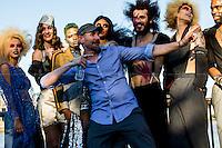 """27.09.2015 - """"Man On Bench Fashion Catwalk Show"""" - #ManOnBench"""