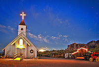 Old West Chapel - Arizona<br />
