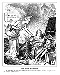 The Lady Bountiful (In gratitude to the many private individuals and Committees in the U.S.A. who have sent gifts and help to air victims in this country.)