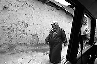 Muslim women. Matka, Near Skopje, Macedonia, 1999.