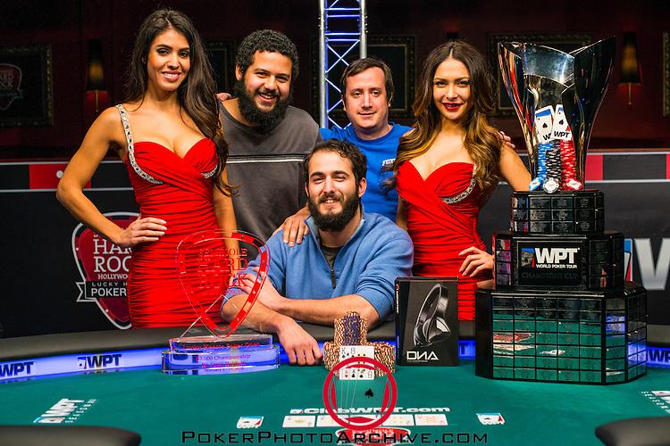 WPT SHR Lucky Hearts Poker Open (S13)