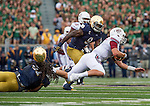 9.26.15 ND vs. UMass 235.JPG by Barbara Johnston
