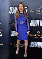 Allison Holker at the premiere of &quot;John Wick Chapter Two&quot; at the Arclight Theatre, Hollywood. <br /> Los Angeles, USA 30th January  2017<br /> Picture: Paul Smith/Featureflash/SilverHub 0208 004 5359 sales@silverhubmedia.com