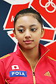 Nina Saeed Yokota, .February 28, 2012 - Rhythmic Gymnastics : .Sebastian Coe LOCOG Chairman inspected NTC .at National Training Center, Tokyo, Japan. .(Photo by Daiju Kitamura/AFLO SPORT) [1045]