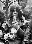 Black Sabbath 1970  Ozzy Osbourne..© Chris Walter..