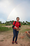 Sophary With Rainbow