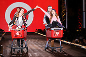Target Canada  presents their fall collection fashion show
