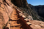 The South Kaibab Trail, Grand Canyon National Park, Arizona