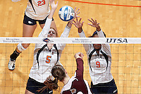 120921-Texas State @ UTSA Volleyball