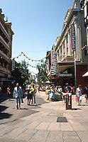 Perth: Hay St. Mall. Photo '82.