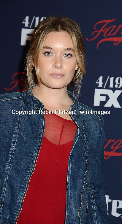 Rachel Keller attends FX's 2017 All-Star Upfront on  April 6, 2017 at SVA Theater in New York, New York, USA. <br /> <br /> photo by Robin Platzer/Twin Images<br />  <br /> phone number 212-935-0770
