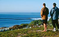 Line up of Winki Pop, Bells Beach, Torquay, Victoria, Australia.Photo: joliphotos.com