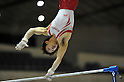 Makoto Okiguchi (JPN),  .APRIL 7, 2012 - Artistic gymnastics : The 66nd All Japan Gymnastics Championship Individual All-Around , Men's Individual 1st day at 1st Yoyogi Gymnasium, Tokyo, Japan. (Photo by Jun Tsukida/AFLO SPORT) [0003]