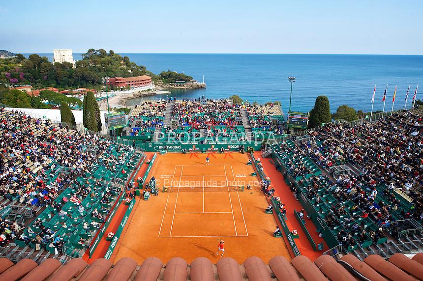 tennis in monaco