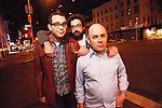 Joe DeRosa, Leo Allen, Todd Barry  - Whiplash - April 9, 2012