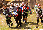 Lehigh Tannery, Poconos, Carbon County, Pennsylvania, Whitewater Challengers rescue practice