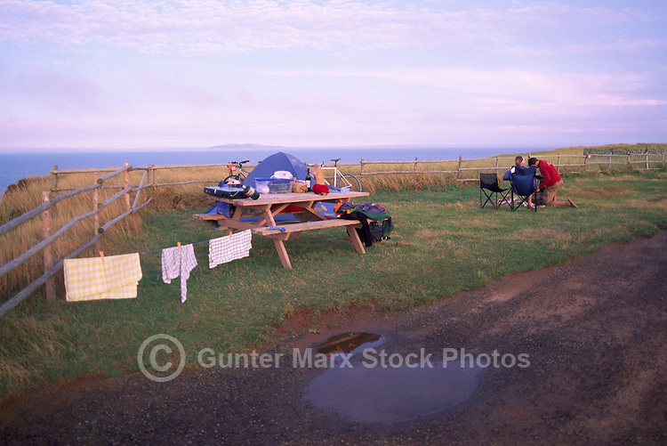 Grindstone Island Camping