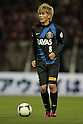 Yosuke Kashiwagi (Reds),.APRIL 21, 2012 - Football / Soccer :.2012 J.League Division 1 match between Omiya Ardija 2-0 Urawa Red Diamonds at NACK5 Stadium Omiya in Saitama, Japan. (Photo by Hiroyuki Sato/AFLO)