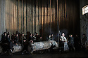 London, UK. 15.02.2016. English National Opera presents a new production of NORMA, by Vincenzo Bellini, directed by Christopher Alden, at the London Coliseum. Picture shows: James Creswell (Oroveso). Photograph © Jane Hobson.