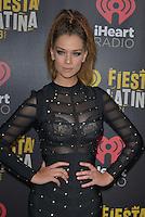 MIAMI, FL - NOVEMBER 05: Carolina Miranda attends iHeartRadio Fiesta Latina at American Airlines Arena on November 5, 2016 in Miami, Florida.Credit: MPI10 / MediaPunch