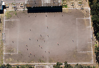 Aerial photographs of Mexico City