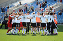 Germany team group (GER), MARCH 7, 2012 - Football / Soccer : The Algarve Women's Football Cup 2012, match between Germany 4-3Japan in Estadio Algarve in Faro, Portugal. (Photo by Atsushi Tomura/AFLO SPORT) [1035]