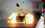 NHRA 2012 Race17 Indy