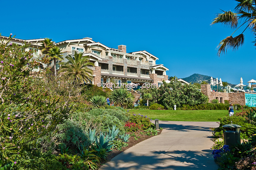 Montage Resort, Laguna Beach CA, seaside resort, artist community, located in southern, Orange County, California, United States