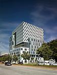 The John & Frances Angelos Law Center at the University of Baltimore   Behnisch Architekten