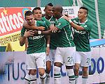 Deportivo Cali derroto 5x1 al Deportes Tolima en la liga Aguila I 2016