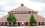 A collection of Barns that still can be seen while traveling the countryside in  the beautiful State of Wisconsin.<br /> Wood County-Round barn 513 east 17t street in Marshfield.